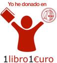 Yo he donado en 1libro1euro